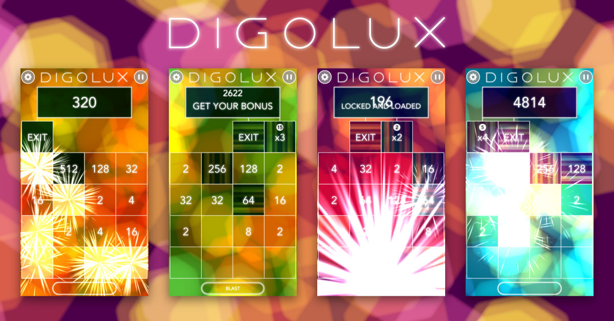 2048 digolux screens
