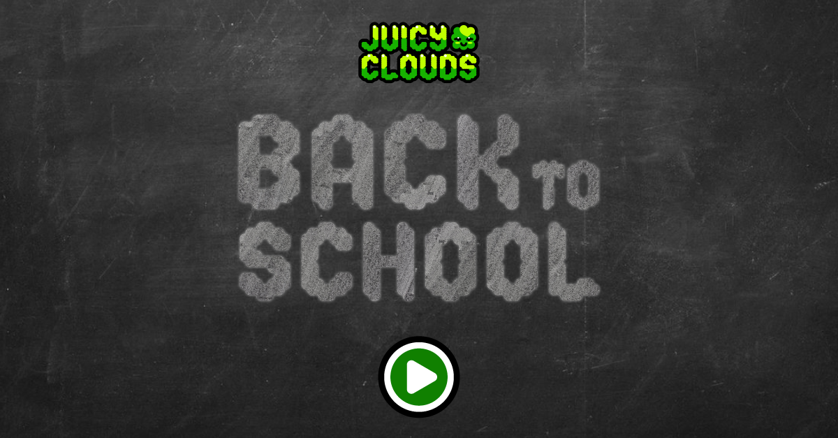 Juicy Clouds Mobile Game iOS Back to School
