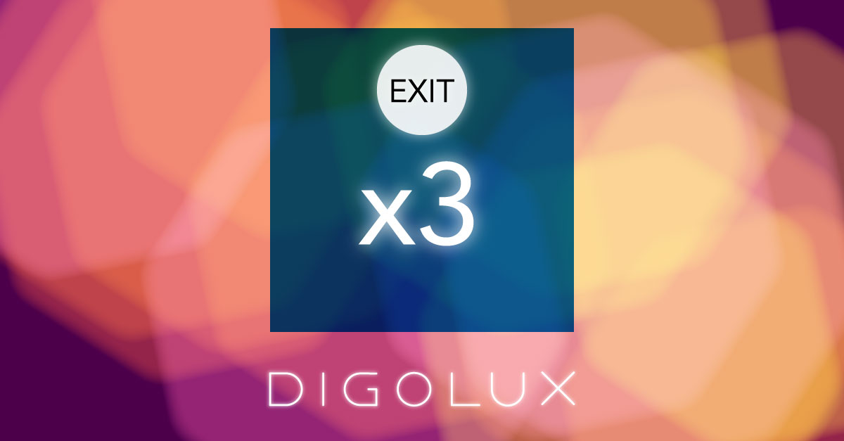 Digolux Quest Create an X3 Exit