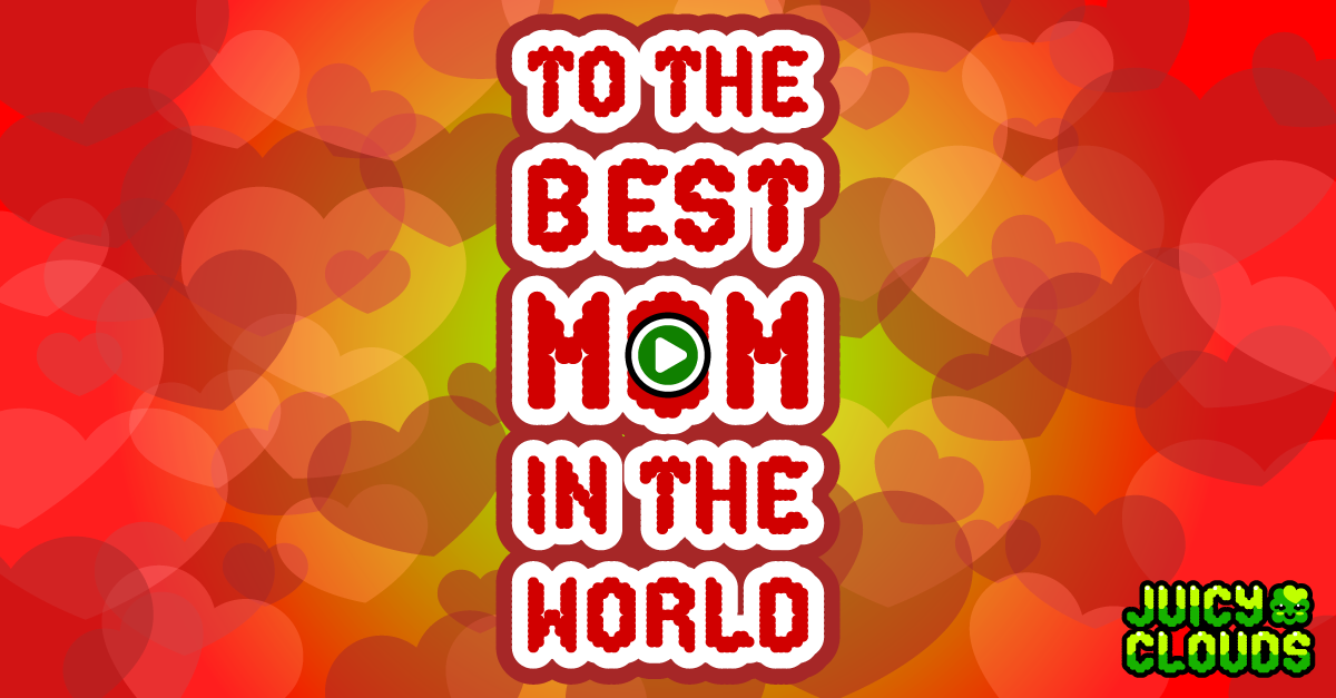 Puzzle Game Tribute To The Best Mom In The World