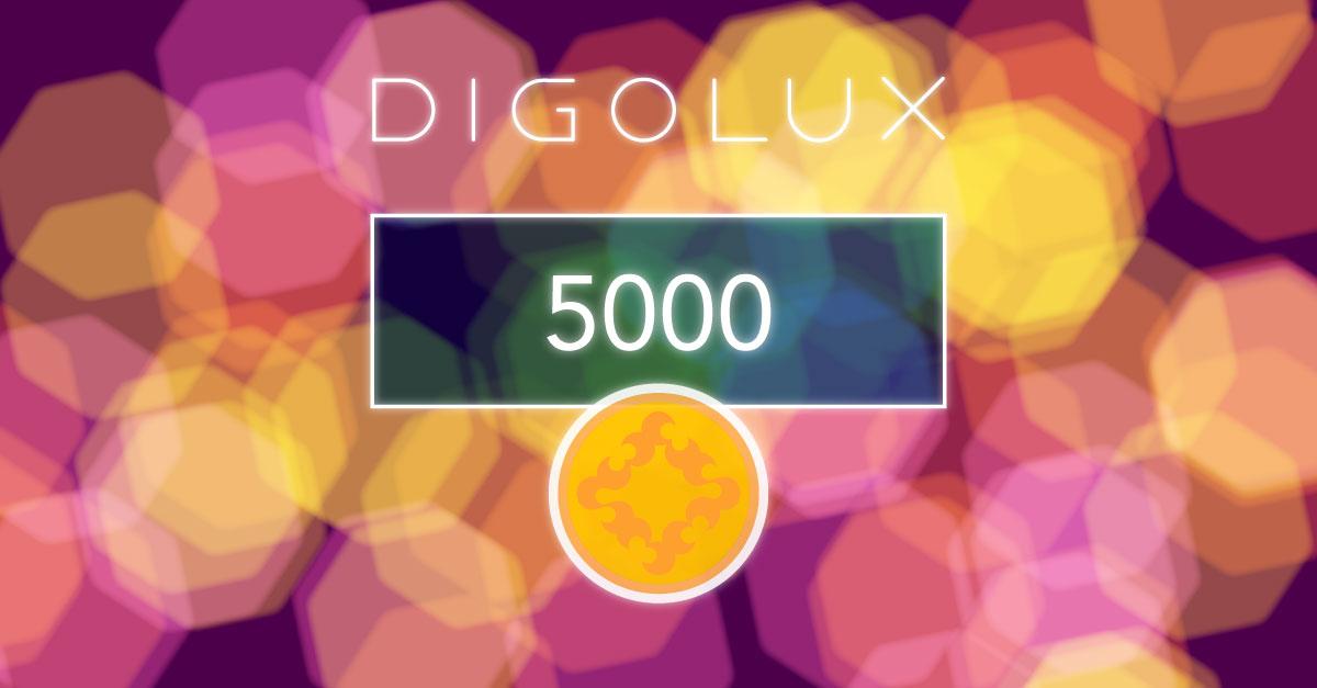 Digolux Quest Get 5000