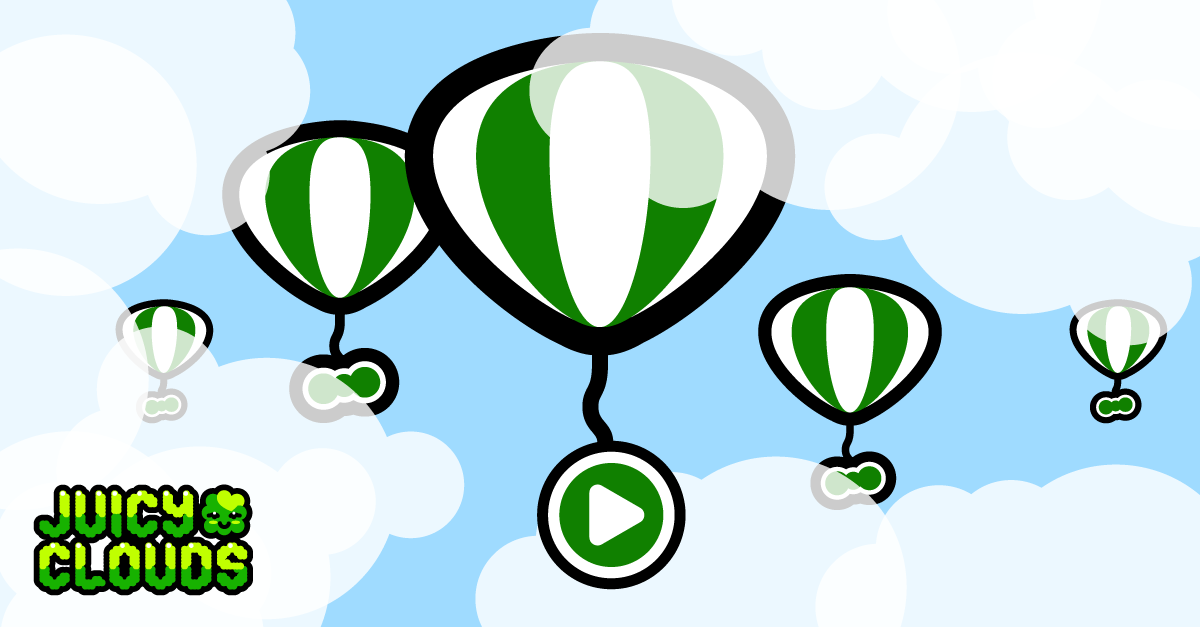 Hot Air Balloon mobile game
