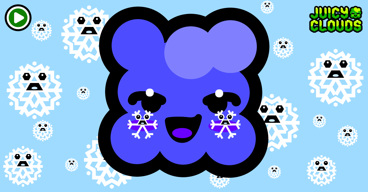 Mobile Game iOS Frozen Blueberry
