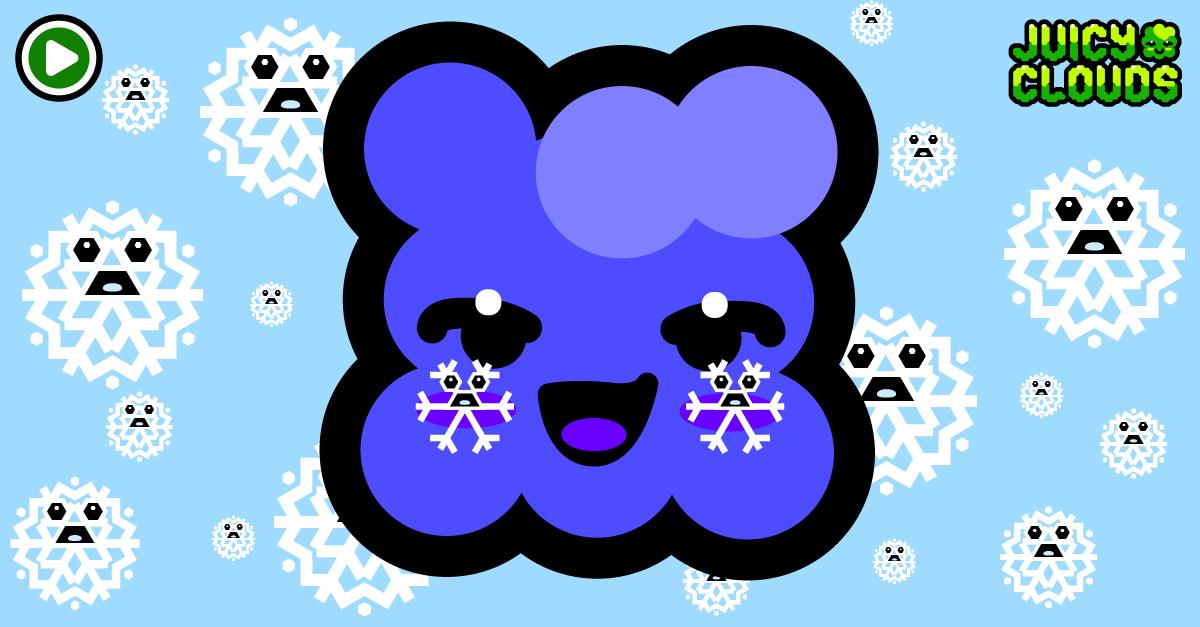 Mobile Game iOS Frozen Blueberry