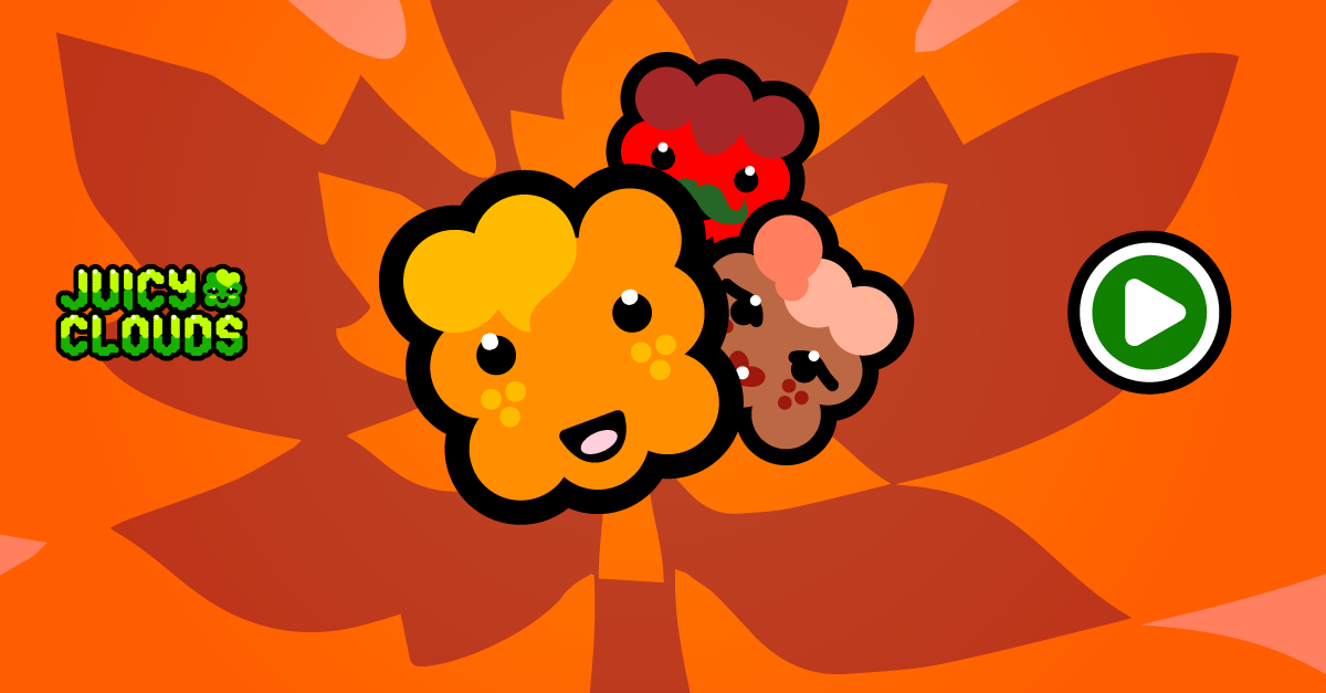 Juicy Clouds Mobile Game iOS Autumnal Equinox